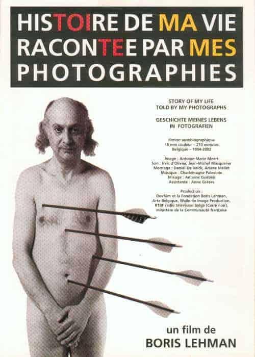 HISTOIRE DE MA VIE RACONTEE PAR MES PHOTOGRAPHIES