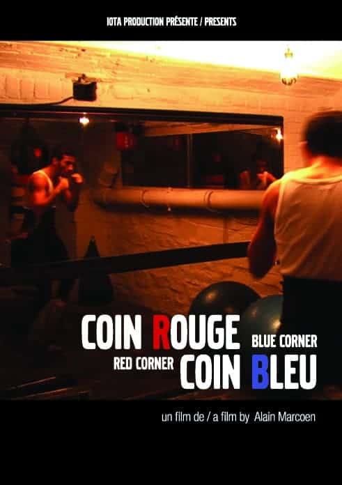 COIN ROUGE COIN BLEU