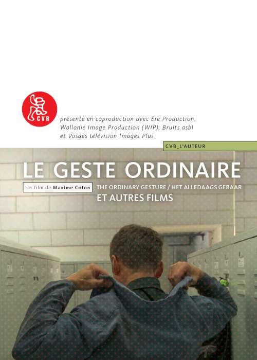 GESTE ORDINAIRE (LE)