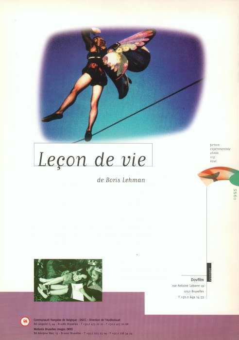 LECON DE VIE