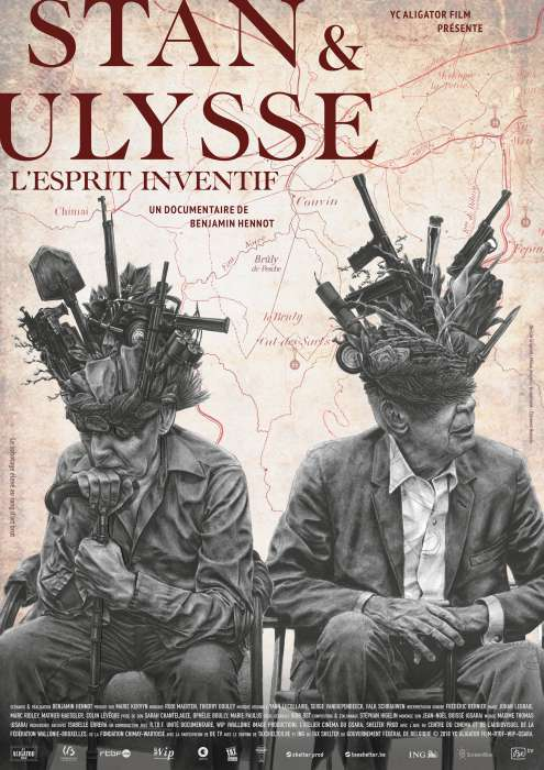 STAN & ULYSSE – L'ESPRIT INVENTIF