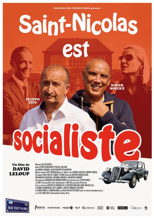 SAINT-NICOLAS EST SOCIALISTE