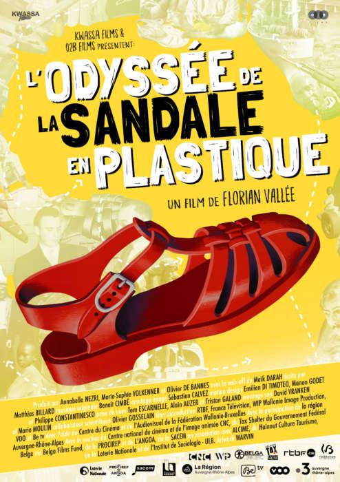 L'ODYSSÉE DE LA SANDALE EN PLASTIQUE